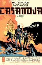 Casanova Acedia #1 by Matt Fraction, Michael Chabon, Fabio Moon and Gabriel Ba