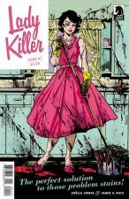 Lady Killer #1 by Joëlle Jones & Jamie S. Rich