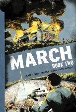 March by John Lewis, Andrew Aydin and Nate Powell (Top Shelf)