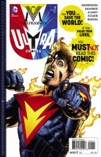 Multiversity: Ultra Comics #1 by Grant Morrison and Doug Mahnke
