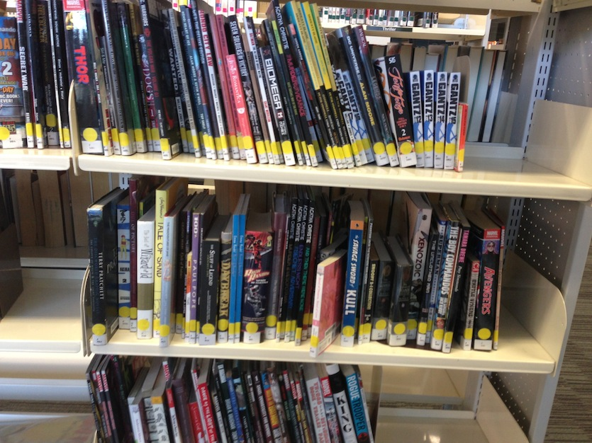Comics Library 2