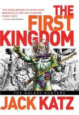 FIRST KINGDOM VOLUME 2 THE GALAXY HUNTERS