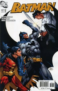 grant morrison batman