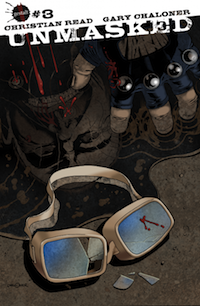Unmasked-03 Cover