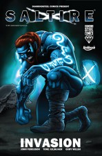 Saltire Front Cover