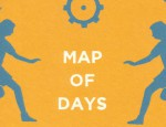Map of Days by Robert Hunter (Nobrow Press)