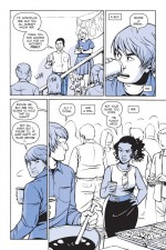 A Boy and A Girl by Jamie S Rich and Natalie Nourigat (Oni Press)