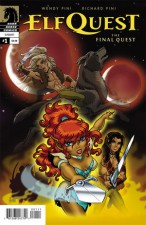 Elfquest The Final Quest #1