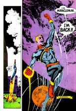 Miracleman (Alan Moore, Garry Leach: Eclipse Comics)