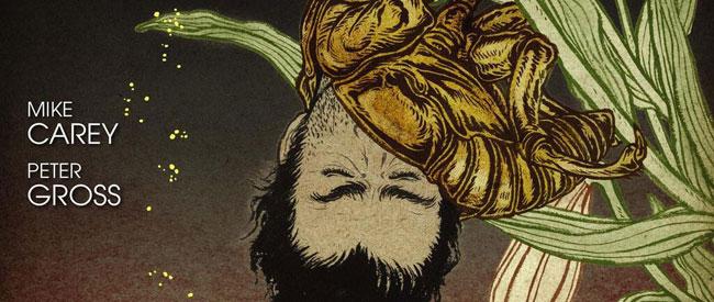 The Unwritten: Apocalypse #1 (Vertigo) by Mike Carey and Peter Gross; cover by Yuko Shimizu