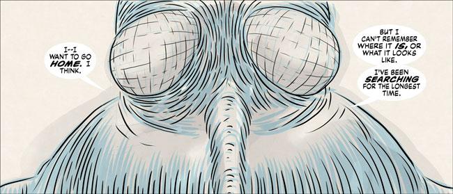 The Unwritten: Apocalypse  #1 (Vertigo Comics; Mike Carey & Peter Gross)