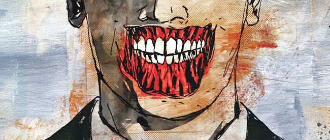 The Absence (Martin Stiff; Titan Comics)