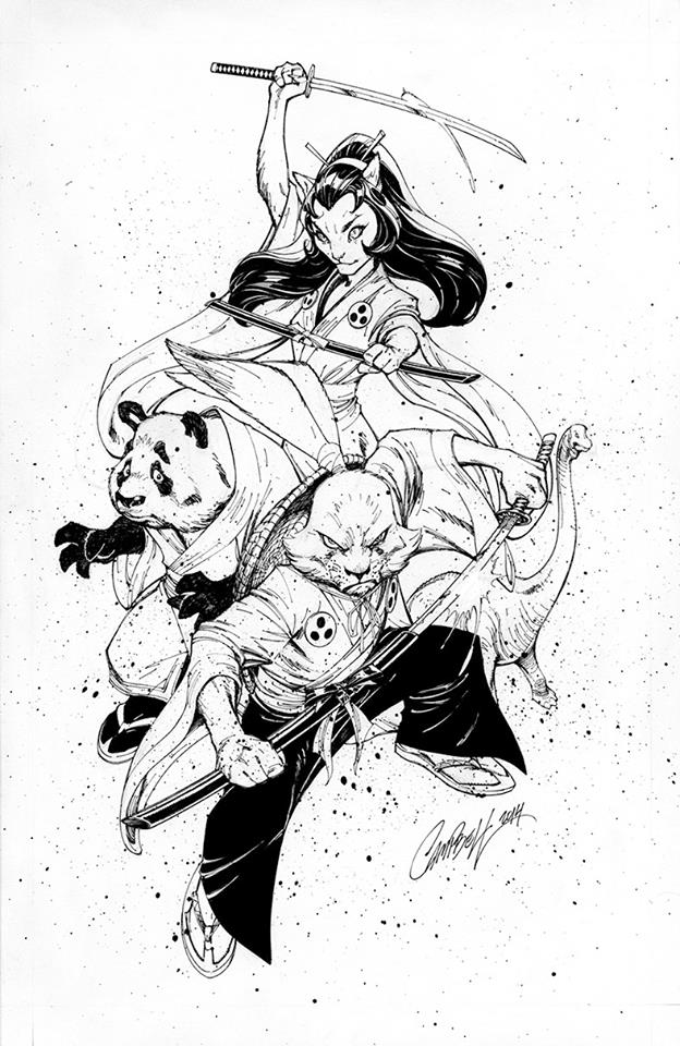 The Women Of Dc Comics Ink In Adam Withers S Dc Comics: Comic Art ProfessionAl Society's Ebay Auctions To Benefit