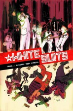 White Suits #1 by Frank J Barbiere & Toby Cypress (Dark Horse Comics)