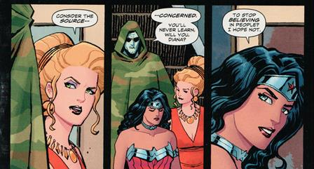 Wonder Woman #28 int A