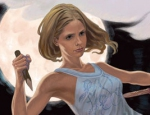 Buffy the Vampire Slayer Season 10 #1 (Christos Gage & Rebekah Isaacs; Dark Horse Comics)