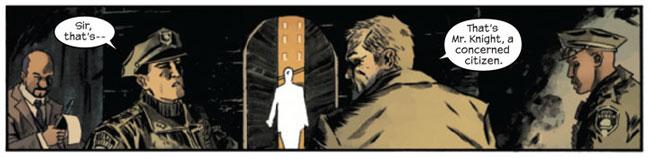 Moon Knight #1 (Marvel; Warren Ellis, Declan Shalvey, Jordie Bellaire)