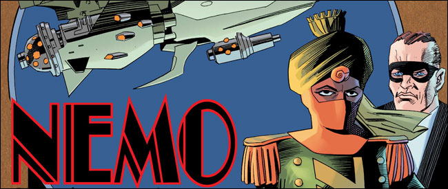 Nemo: The Roses of Berlin (Alan Moore & Kevin O'Neill)