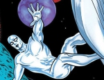 Silver Surfer #1 by Dan Slott and Mike Alldred (Marvel Comics)