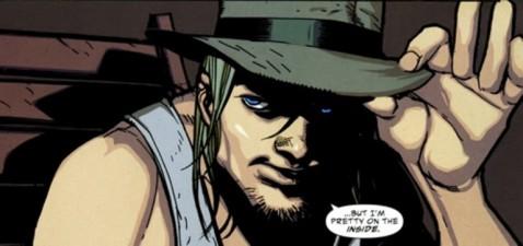 Skinner Sweet in American Vampire (Vertigo Comics)
