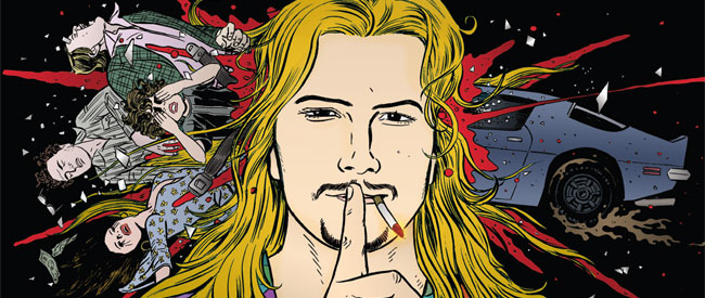 Stray Bullets: Killers #1 by David Lapham (Image Comics)