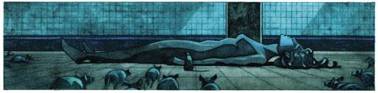 Veil, by Greg Rucka and Toni Fejzula (Dark Horse Comics)