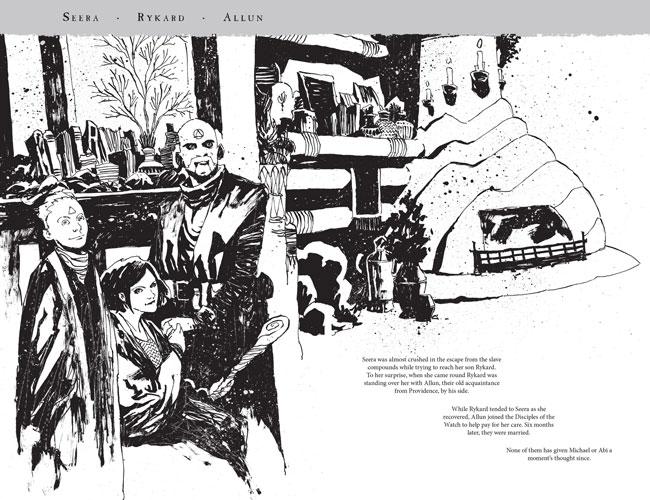 Wasteland 52 by Anthony Johnston & Christopher Mitten (Oni Press)