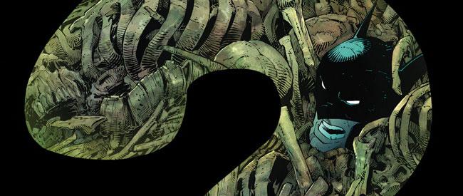 Batman 29 (DC Comics; Scott Snyder and Greg Capullo)