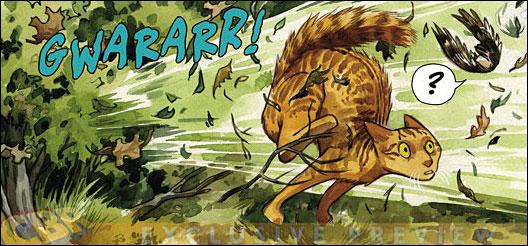 Beasts of Burden: Hunters & Gatherers (Evan Dorkin & Jill Thompson; Dark Horse Comics)