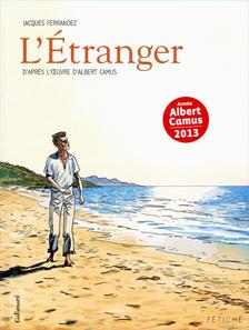 L'étranger by Albert Camus & Jacques Ferrandez