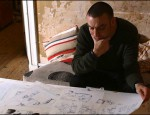 Frank Quitely in What Do Artists Do All Day (BBC)
