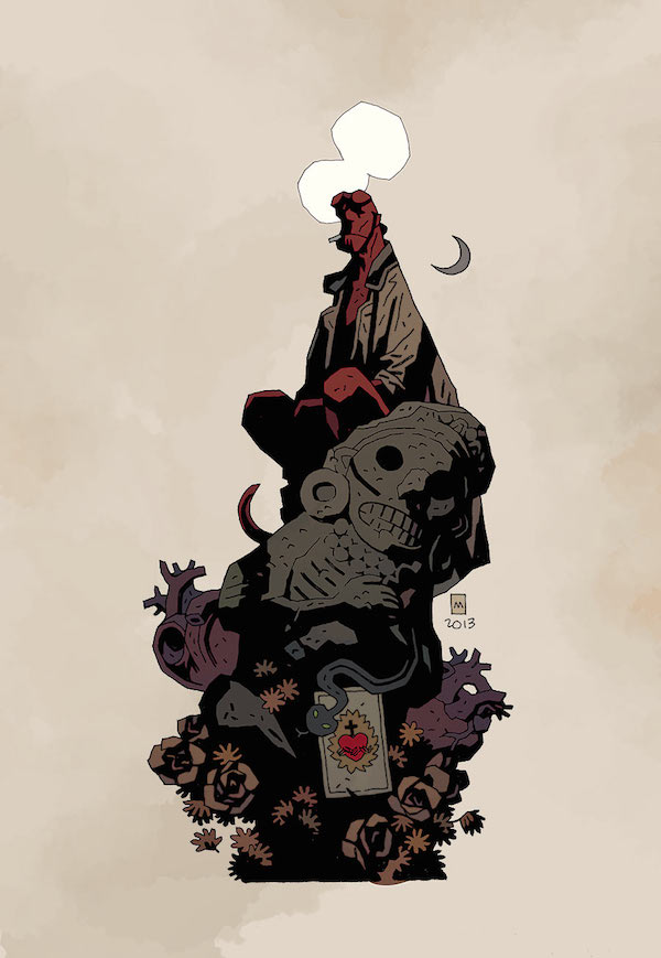 hellboymignola20years8