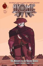 Atomic Robo and the Knights of the Golden Circle by Brian Clevinger and Scott Wegener (Red 5 Comics)