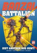 Banzai Battalion (written by John Wagner)