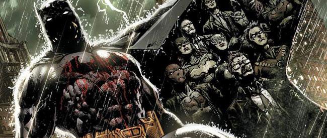 Batman Eternal #1 Snyder Tynion Fabok