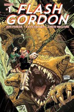 Flash Gordon #1 cov a