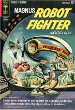 Magnus Robot Fighter (Russ Manning)