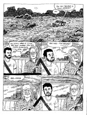 The Lizard Laughed by Noah Van Sciver (Oily Comics)
