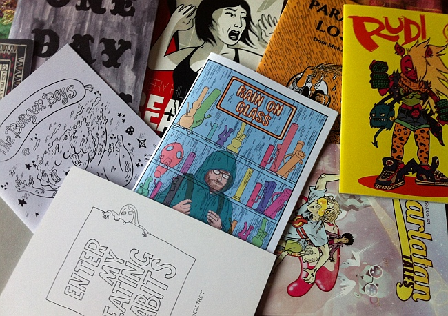 how to sell your self published comic book