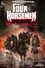 THE FOUR HORSEMEN OF THE APOCALYPSE cvr