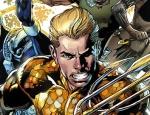 Aquaman and the Others (Dan Jurgens & Lan Medina; DC Comics)