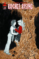 Rachel Rising #25 by Terry Moore