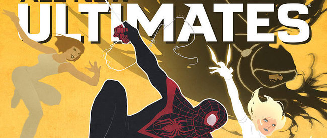 All-New Ultimates by Michel Fiffe and Amilcar Pinna (Marvel Comics)