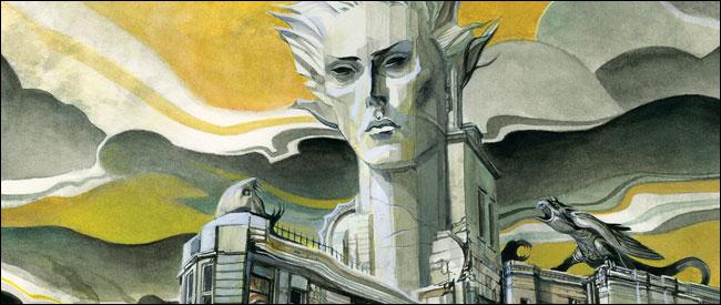 Sandman: Overture 2 by Neil Gaiman and J H Williams III (Vertigo Comics)