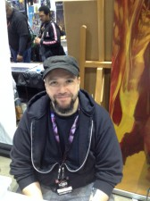 Eric Powell at C2E2