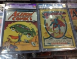 Action Comics #1 and Superman #1 at C2E2