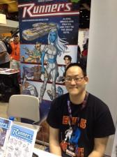 Sean Wang at C2E2