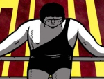 Andre the Giant by Box Brown (First Second)
