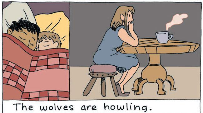 Puppyteeth #4 (Laura Knetzger, Czap Books)