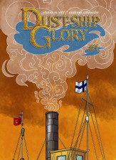 Dustship Glory by Elaine M Will (Cuckoo's Nest Press)